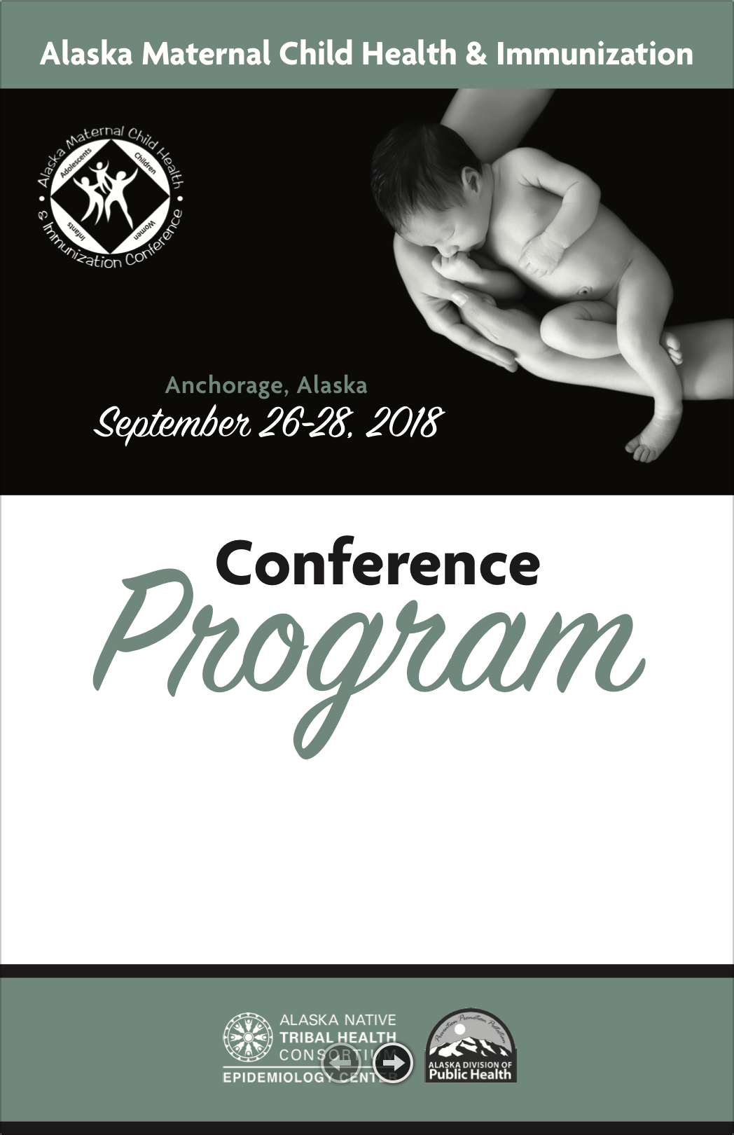 Alaska Maternal Health & Immunization Conference Agenda